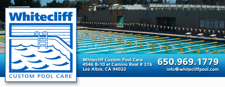 Whitecliff Custom Pool Care